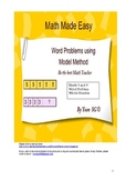 Word Problems Made Easy - Model Method