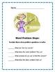 Word Problems Mini-Unit .  Simple Story Problems