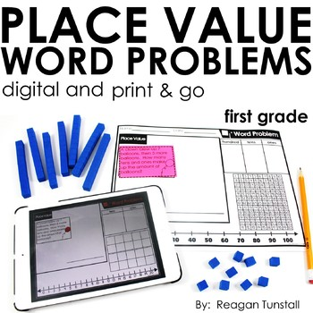 place value word problems pdf
