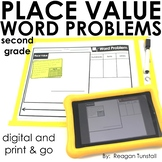 Word Problems Place Value Second Grade