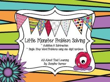Word Problems {Problem Solving}
