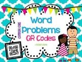 Word Problems QR Codes
