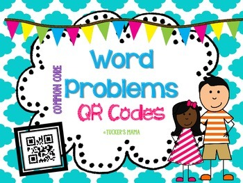 Word Problems QR Codes