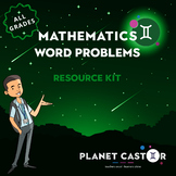 Word Problems Kit | Display Word Problems | All Grades