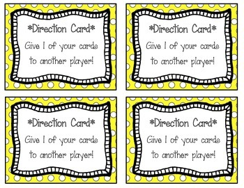 Word Problems: Race to 8 Game (CCSS 2.OA.1)