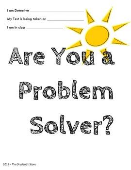 Word Problems Revision Worksheet