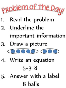 Word Problems SET 2 {Grades 2-3 Common Core}
