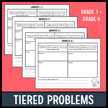 Word Problems (Side-by-Sides)