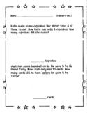 Word Problems Standard OA.1.1