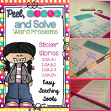 Word Problems: Sticker Stories