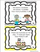 Back to School Word Problems  Grade 1 Task Cards Morning Work Early Finishers