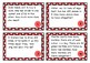Word Problems Task Cards - Red Set (UK)