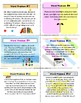 Word Problems Task Cards (Whole Numbers) with Lesson Plan