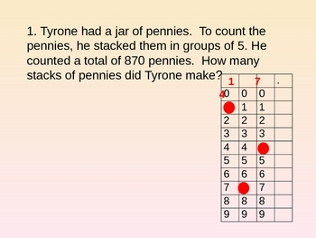 Word Problems all Operations