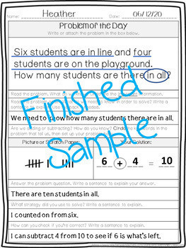 Math Lesson Plans and Activities Pack!
