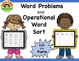 Word Problems and the Operational Word Sort
