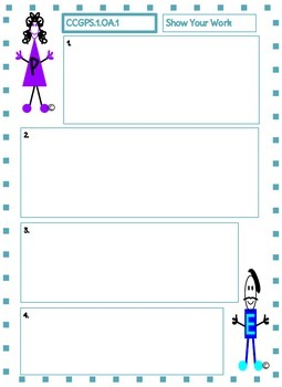 Word Problems for 1st Graders