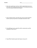 Word Problems for 3.NDT.A.1 & 3.NBT.A.2
