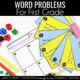 Word Problems for First Grade  1.OA.A.1 FOR THE WHOLE YEAR