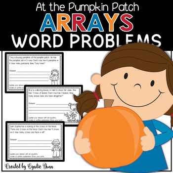 Array Word Problems