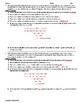 Word Problems for Multi-Step Equations Worksheet II