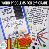 Word Problems 2nd Grade 2.OA.A.1 2.NBT.B.5 2.NBT.B.7 FOR T
