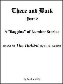 Word Problems from The Hobbit, Part 2