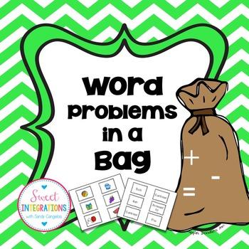 Writing Math Word Problems