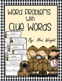 Word Problems with Clue Words