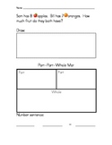 Word Problems with Sketch and Part-Part-Whole Mat