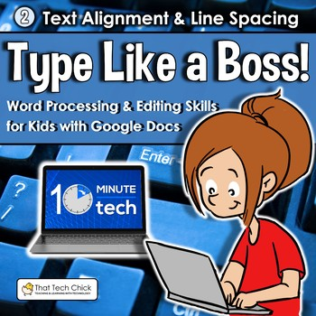 Word Processing Formatting Documents - Type Like a Boss!
