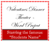 Word Project - Valentines Dinner theater 3 page Menu