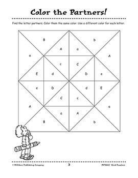 Word Puzzlers - Grades K-1
