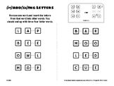 Word Puzzles #3, Ages 9+