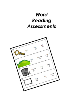Word Reading Assessments