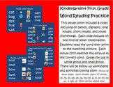 Word Reading Review