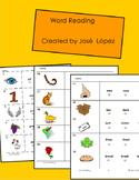 Word Reading Stanford/IOWA Practice Test