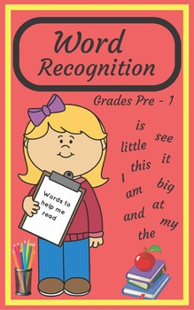 Reading for Meaning Word Recognition