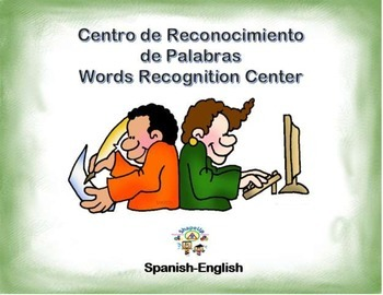 Spanish Word Recognition in a Station / Center Activity