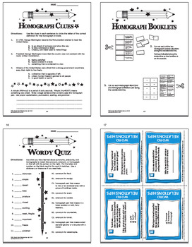 Word Relationships (Synonyms, Antonyms, Homographs) COMPLETE Lesson