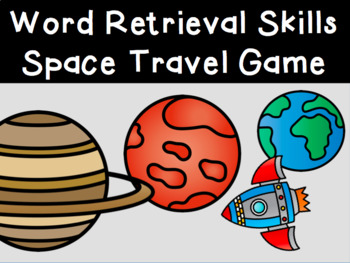 Word Retrieval Game