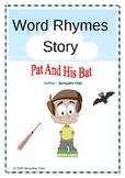 Word Rhymes Story