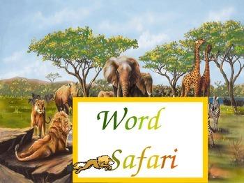 Word Safari Sight Words 2nd Gr Set E