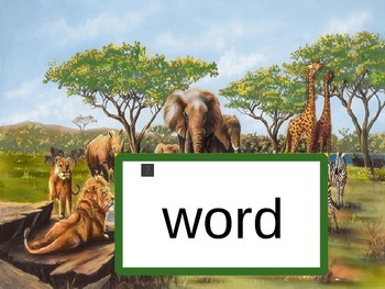 Word Safari Sight Words 2nd Gr Set E
