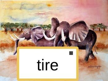 Word Safari Sight Words 2nd Gr Set F