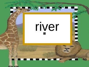 Word Safari Sight Words 2nd Gr Set A