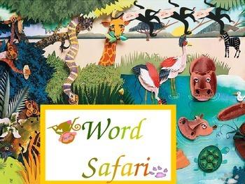 Word Safari Sight Words 2nd Gr Set C