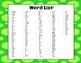 Word Scrambles: High Frequency Word Scrambles