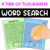 A Tale of Two Beasts Word Search