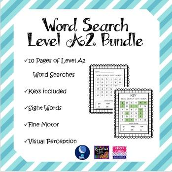 Word Search A2 Bundle
